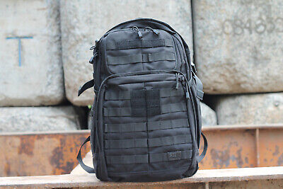 Rush 24 Black 5.11 Tactical Rush 24 Backpack Black New With Tags