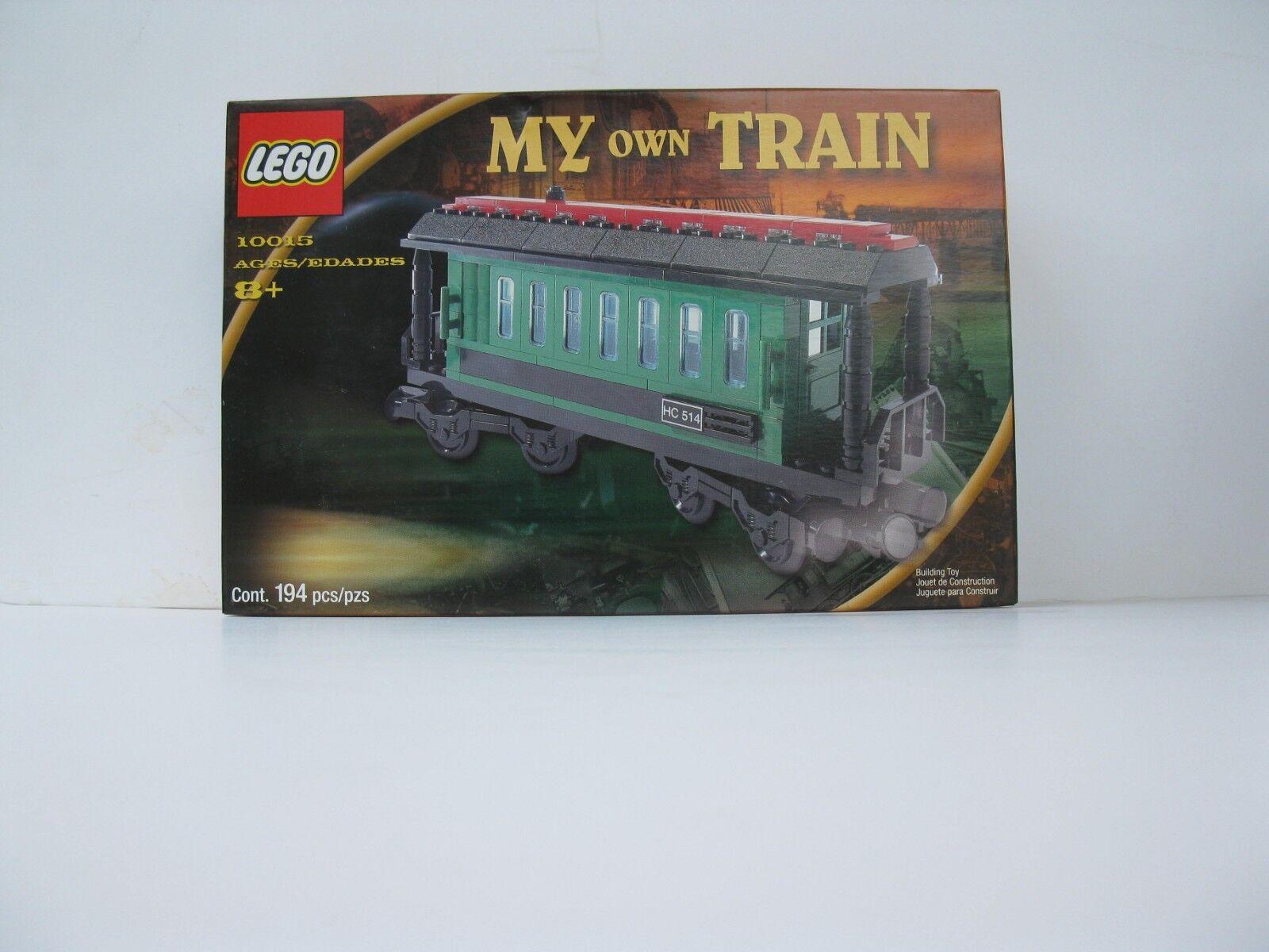 LEGO 10015 verde Passenger Wagon   più economico