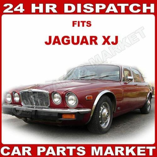 Left side Wing door mirror glass for Jaguar XJ 1976-86