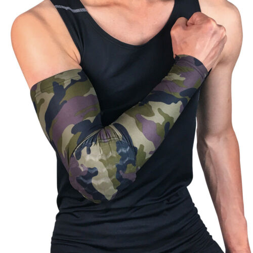 Arm Sleeve Anti-collision Basketball Sports Protection Protective Gear Men