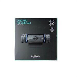 LOGITECH-WEBCAM-C920-HD-PRO-1080P-PC-MAC-AUTOFOCUS-DUAL-MIC-NEW-1-960-000764