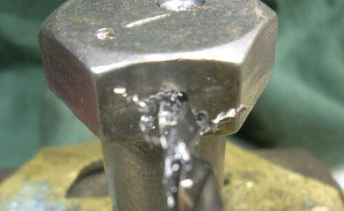 """Split Point M42 Cobalt Drill Bits .2495/"""" Lot of 6 Pcs Jobber length 1//4/"""""""