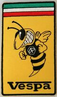 Vespa Iron / Sew on Patch, Mods, Scooters, Ska, Wasp, Italian