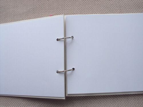 taille A5 Album Photo Scrapbook // livre de mémoire. Personnalisé Amitié.