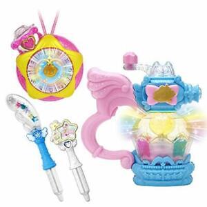 Star-Twinkle-PreCure-Pretty-Cure-Cosmo-Perfect-Narikiri-Set-w-Tracking-NEW