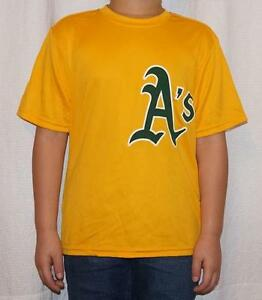 ca06270ab Image is loading Majestic-Oakland-Athletics-MLB-Cool-Base-Youth-Synthetic-