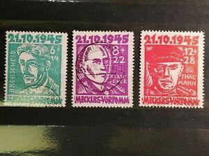 German-Stamps-Germany-1945