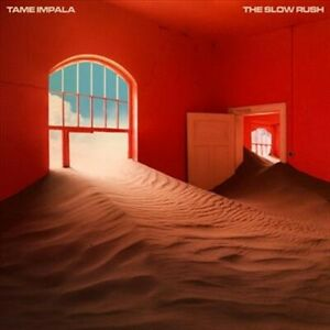 TAME-IMPALA-The-Slow-Rush-inc-Borderline-2-X-Ltd-COASTERS-Rel-Feb14-CD-New
