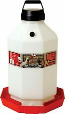 Little Giant Ppf7 7 Gallon Capacity Hanging Automatic Poultry Waterer Dispenser