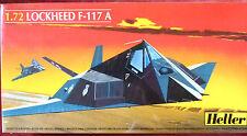Heller 1:72 LOCKHEED f-117 un velivolo Stealth kit modello