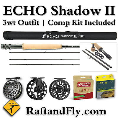 Echo Shadow II Competition Kit FREE FAST SHIPPING