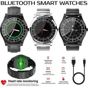 Bluetooth-Smart-Watch-Sport-Heart-Rate-Blood-Pressure-Monitor-For-iOS-Android