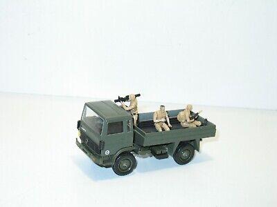 Kit Montaggio Camion Militare TYPE 73 Truck 20 SOLDATI Scala 1//72 AOSHIMA Japan