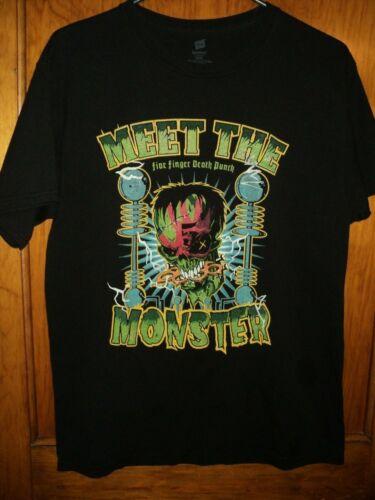 Five Finger Death Punch/ Volbeat Tour Shirt- size