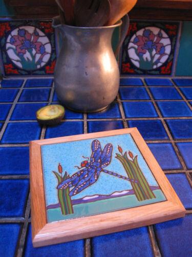 Ceramic Tile Lobster Sea Life wall decor hot plate installation kitchen mosaic