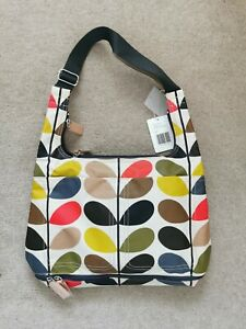 Orla-Kiely-Baby-Changing-Bag-With-Mat-bnwt