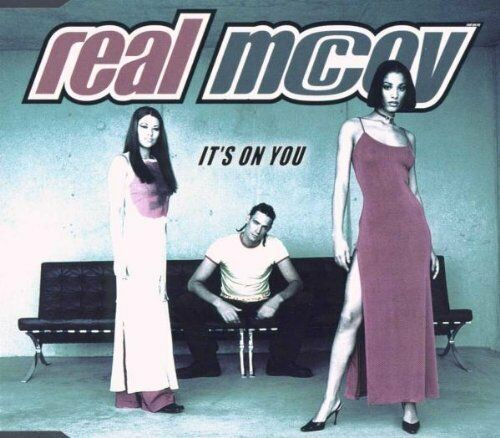 Real McCoy | Single-CD | It's on you (1999, #1673122)