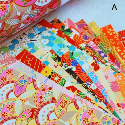 DIY Flower Crane Decorative Craft Paper Handmade Scrapbook Decor Kids Origami