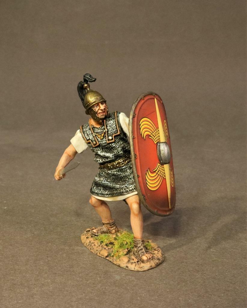 RR-12R - Late Republican Legionnaire - Ancient Rome - John Jenkins