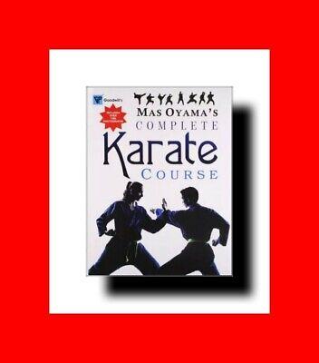 Mas Oyama My Karate The Way Truth Kyokushinkai Okinawa Japan Karate 018 Book