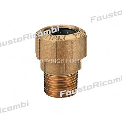 40 pezzo per 2,8mm TERMINALI piatti femmina-Set ottone unisoliert 4,8mm e 6,3mm