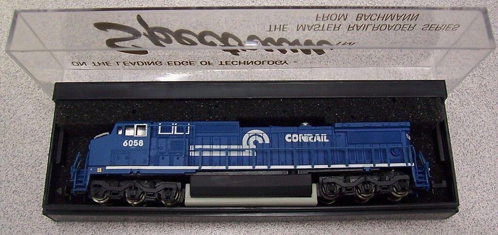 Bachmann Spectrum -   86052 Ge Dash 8-40cw Diesel Conrail   6058 Motor Escala N