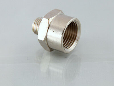 Bsp Male to Female Bsp Nipple Bush Adapter , Bsp Reducing Connecting Socket