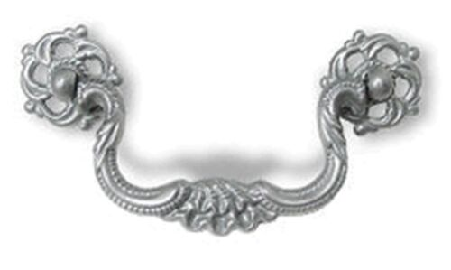 """P-2101 Satin Pewter Bail Pull 3-1//2/"""" Centers"""