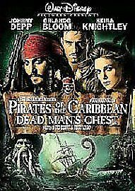 Pirates Of The Caribbean Dead Man S Chest 2006 8717418099756 Ebay