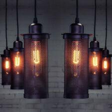 NEU Metall Retro Vintage Industrial Deckenlampe Industrielampe Hängeleuchte E27