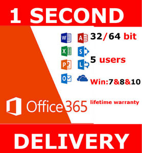 INSTANT-Microsoft-Office-365-Pro-LIFETIME-Subscription-5-Devices-Windows-Mac
