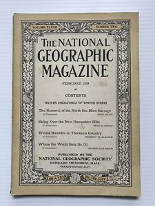 National-Geographic-Magazine-February-1920-Where-The-World-Gets-Its-Oil