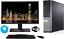 """thumbnail 62 - Dell Desktop Computer 16GB 2TB, 512GB SSD Wi-Fi Core i5 Windows 10 PC New 24""""LCD"""