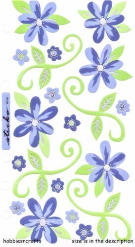 Blumen Weinreben Blätter Mini Romantische Ek Success Sticko