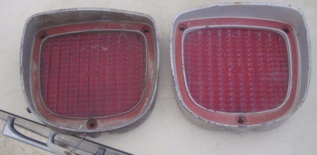 1973-77 Chevrolet El Camino Tail Light Lamp Lens New Right Hand