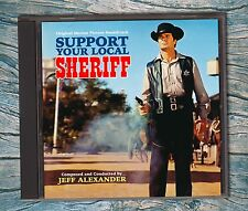 SUPPORT YOUR LOCAL SHERIFF/GUNFIGHTER Alexander/Elliott/Ferguson TWO RARE SCORES