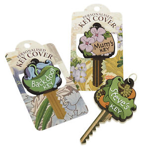 History /& Heraldry Personalised Key Cover R Names O