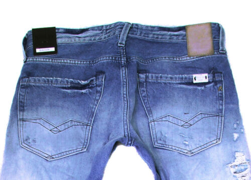 w31 l34 Grover Jennon ** TOP 2019 31//34 ** REPLAY Waitom jeans uomo