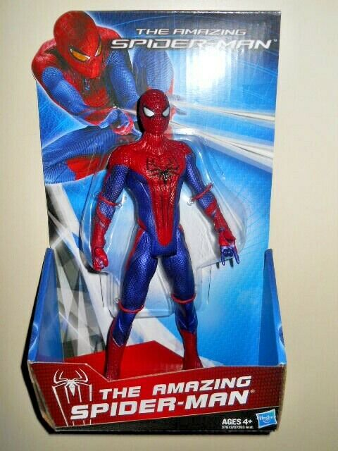 Amazing Spider Man 8 2012 Marvel Movie Family Dollar Action Figure For Sale Online