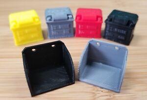 Choisissez-la-couleur-de-controle-Radio-echelle-1-10-Garage-Camion-Batterie-de-Voiture-2-Rock