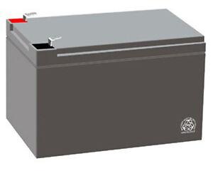 Neata Nt12-14, Ntd12-12, batteries de remplacement scellées 12v