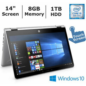 Brand-New-HP-Pavilion-x360-Convertible-14-ba175nr-14-034-Laptop-i5-8250U-8GB