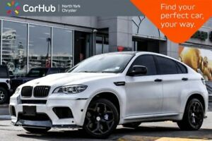 2013 BMW X6 M |HeadsUp|Nav|Bluetooth|SiriusXM|HeatSeats|MassageF