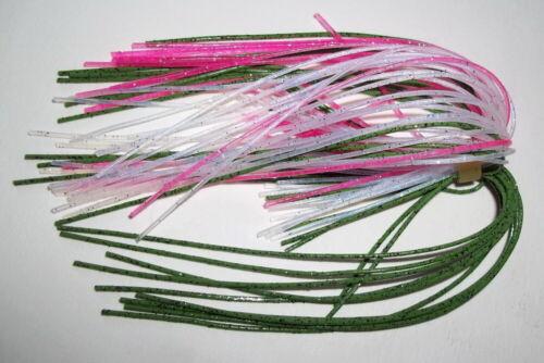 "Bass Fishing-/""NEW/"" Rainbow Trout 5 Starflash Custom Silicone Spinnerbait Skirts"