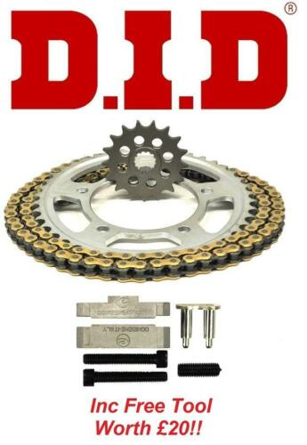 D.I.D VX Chain And Sprocket Kit Set Tool Honda CBX750F E-G 84-86
