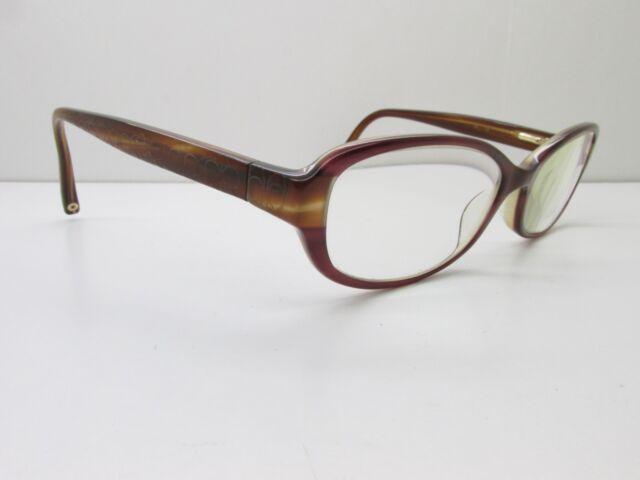 3d086a08575a Coach DESIGNER Eyeglasses Dalia 545 Black Berry Eyewear for sale ...