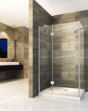 NORMA 120x80x190cm Glas Duschkabine Dusche Duschwand Duschabtrennung Duschtür