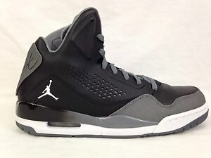 Nike Jordan Sc-3 629877-013 High Top Shoes