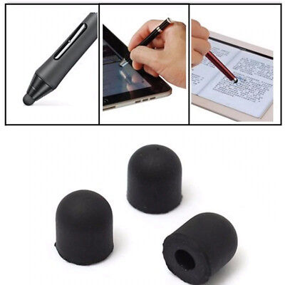 Keyboards, Mice & Pointers New 9x Black 6mm Replacement Pen Nib 4 Wacom Bamboo Stylus Cs100\200\120\130 As Effectively As A Fairy Does Computers/tablets & Networking
