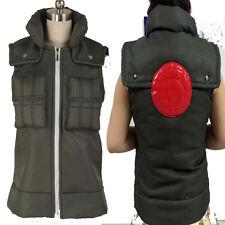 Popular Deluxe Naruto Costume Hatake Kakashi Men's Naruto Cosplay Costume Vest